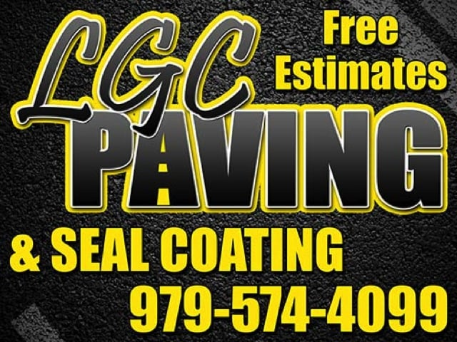 LGC Paving and Seal Coating: 7049 River Ridge Dr, College Station, TX