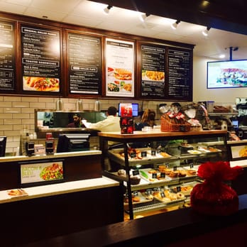 Corner Bakery Cafe Fort Worth Tx