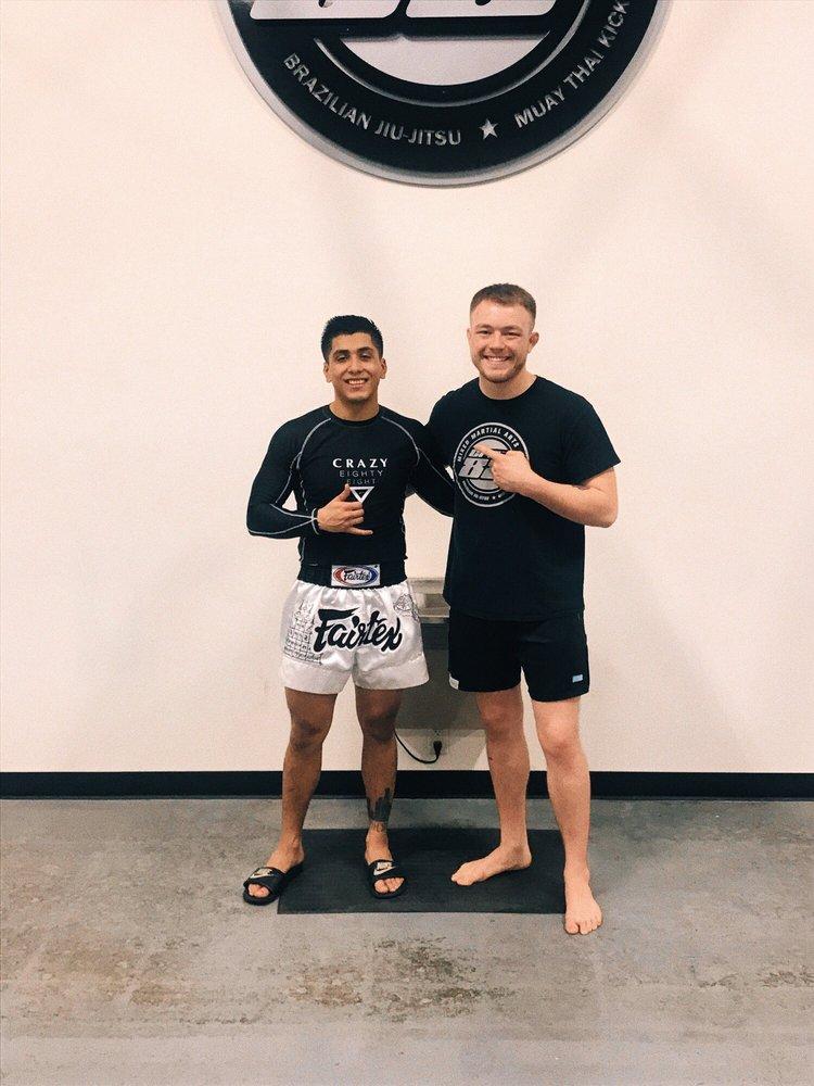 Crazy 88 Mixed Martial Arts