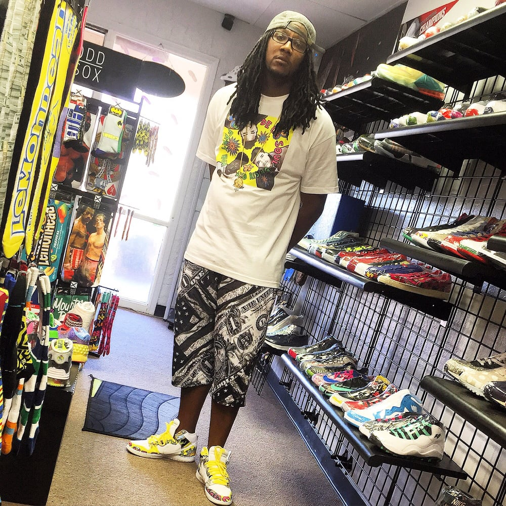 Cyfir Kickz Sneaker Boutique