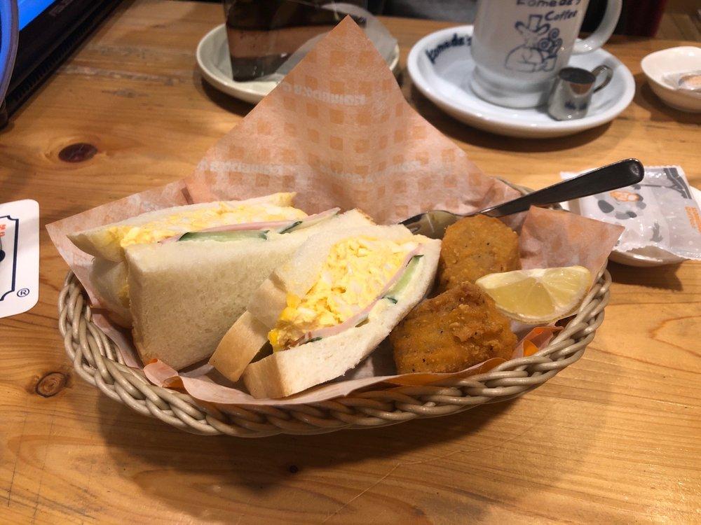 Komeda Coffee Kawaramachi Sanjo