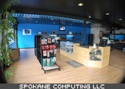 Spokane Computing: 600 W Garland Ave, Spokane, WA