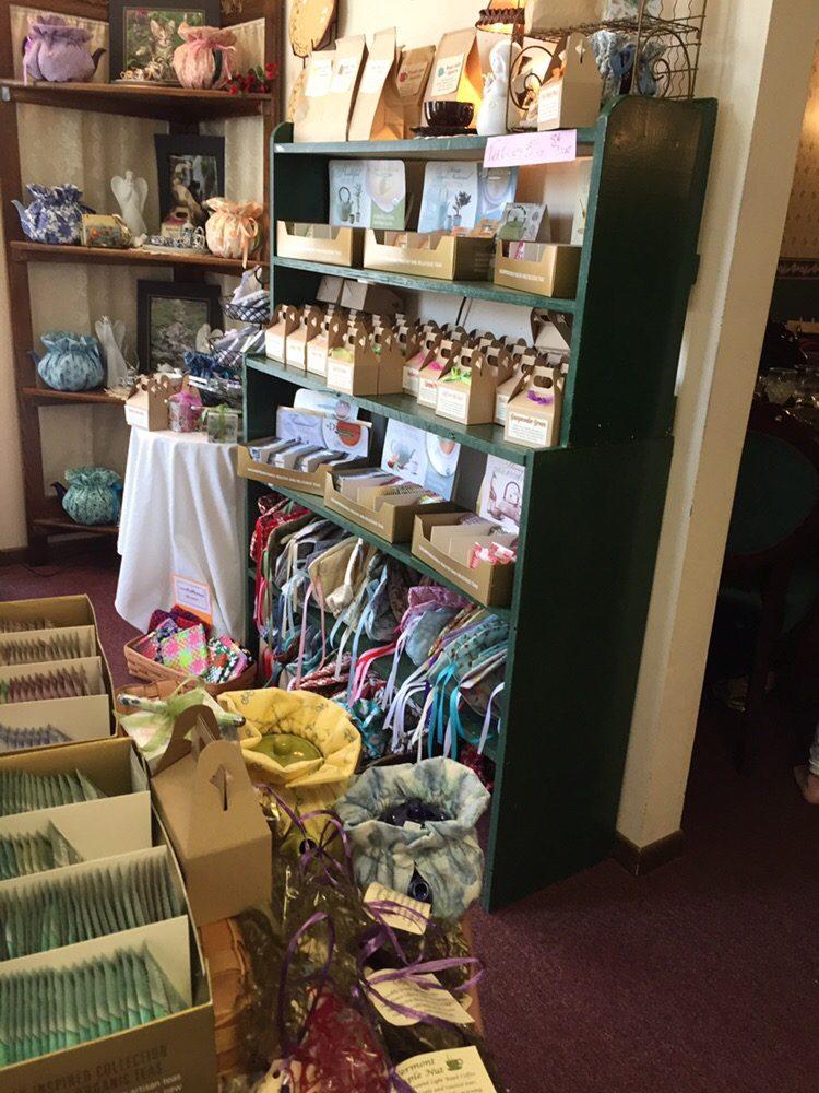 Angie's Tea Garden: 100 East State St, Jefferson, IA