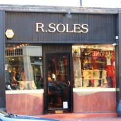 7b8cfe9d25a R Soles - CLOSED - Shoe Shops - 109a Kings Road, Chelsea, London ...