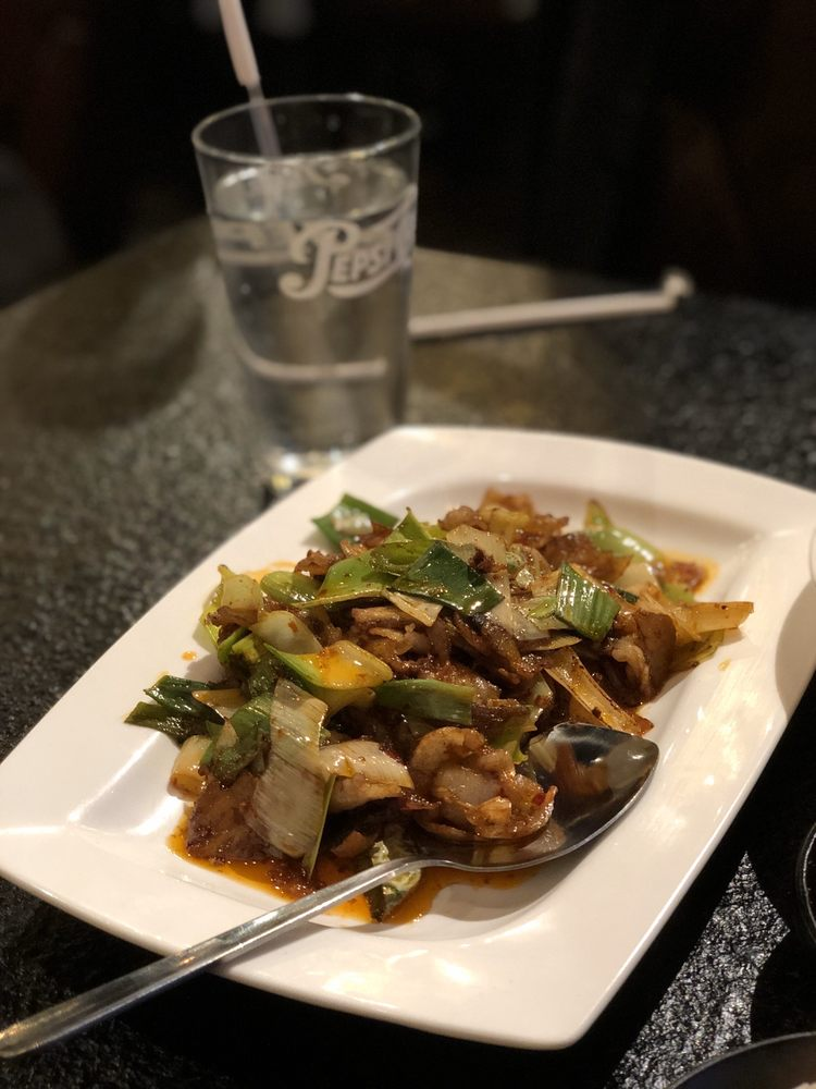 Food from Hot Fish 川天下