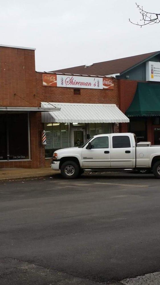 Shireman's Barber Shop: 115 N Marion St, Athens, AL