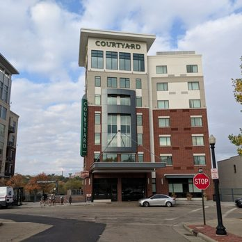 Photo Of Courtyard By Marriott Akron Downtown Oh United States View