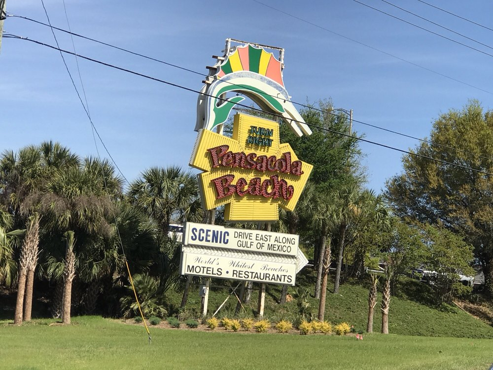 Florida State Line: Hwy 8, Cantonment, FL