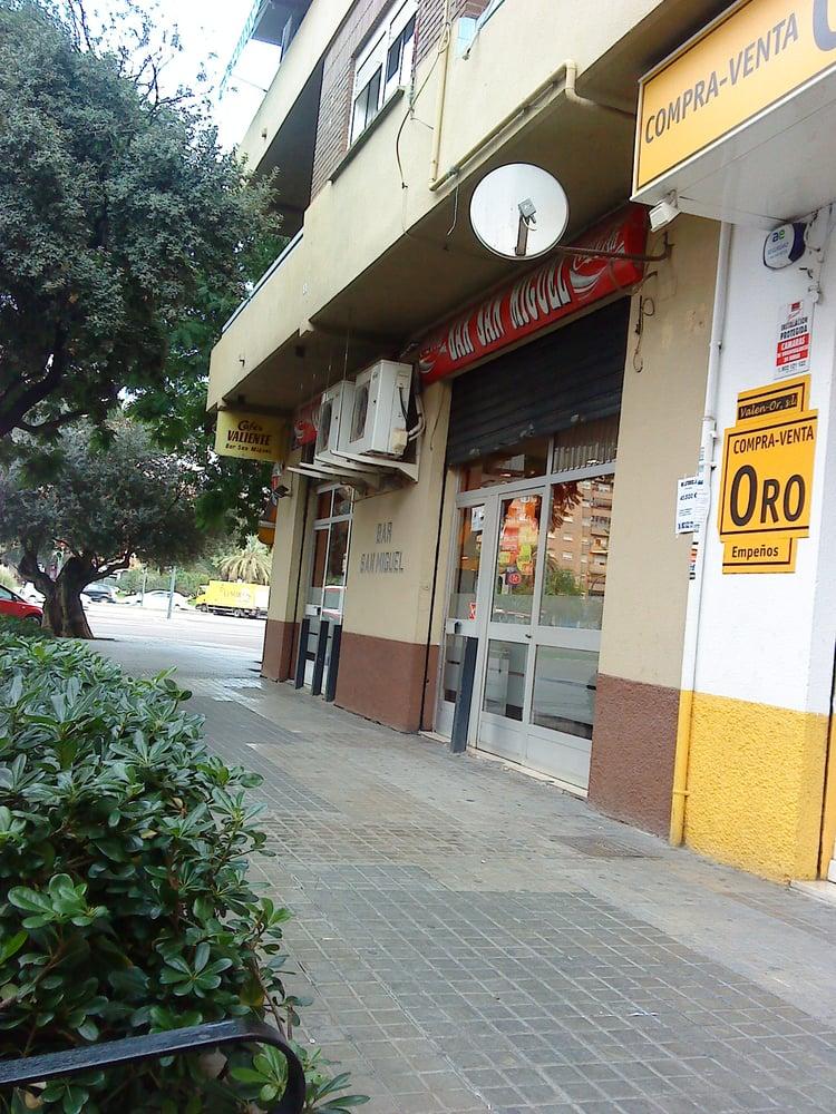 San Miguel Tapas Bar Carrer De San Marcelino 1 Sant