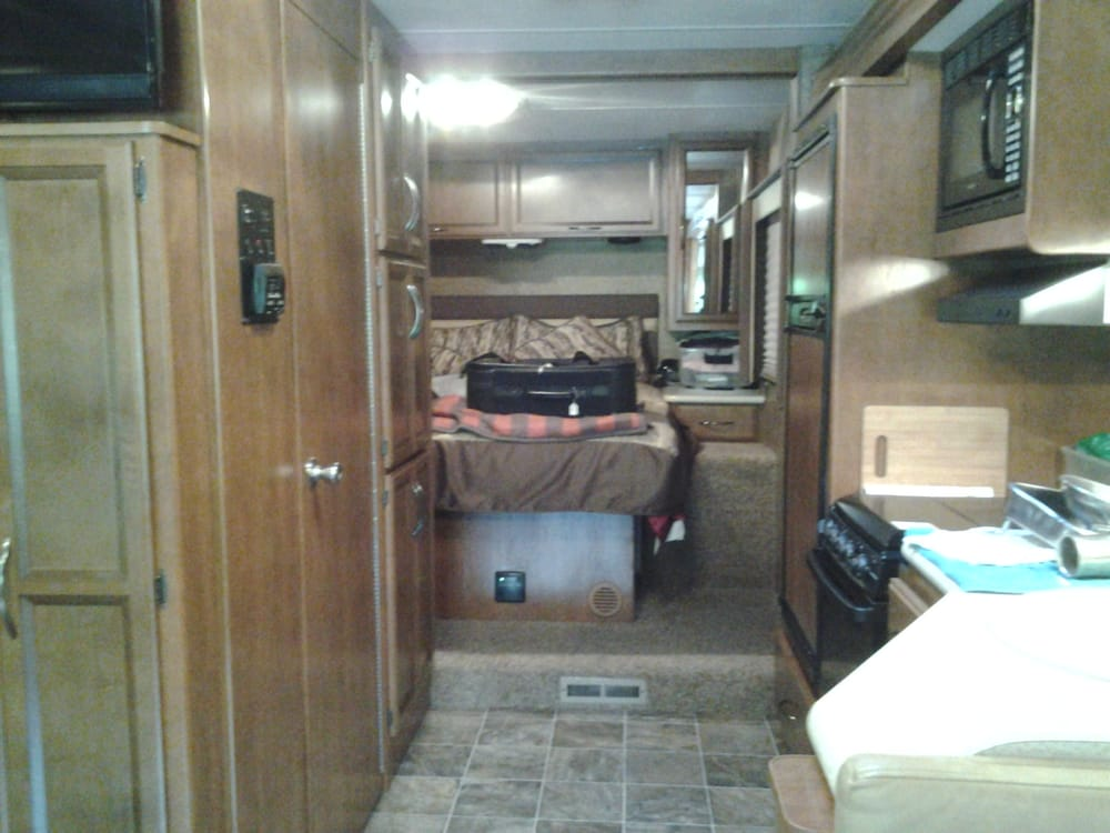 Photo Of Giant RV