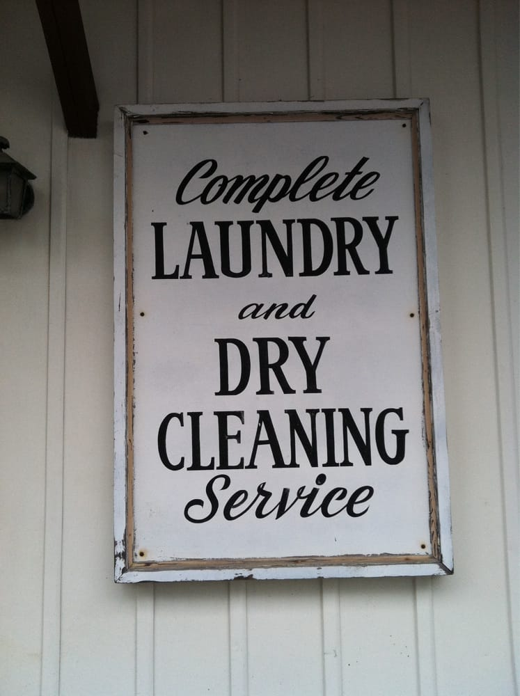 Lenox Laundromat & Dry Cleaners: 18A Franklin St, Lenox, MA