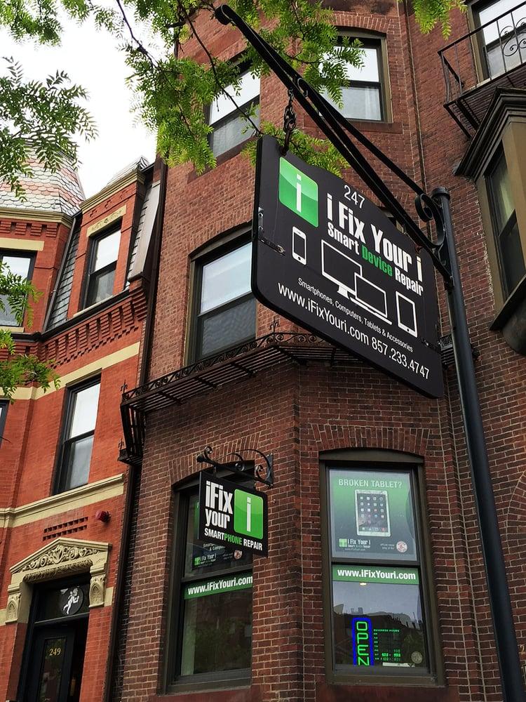 Ifixyouri iphone ipad ipod repair 30 photos 127 for 166 terrace st boston ma
