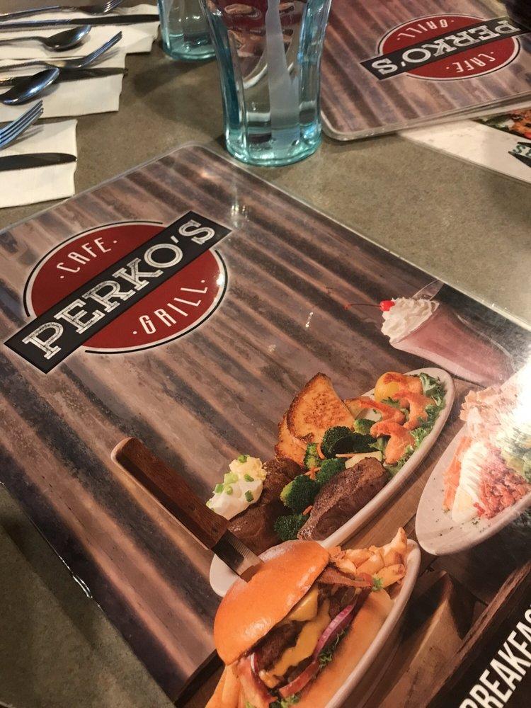 Photo of Perkos Cafe: Stockton, CA