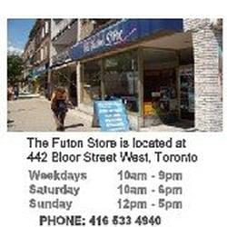 Photo Of The Futon Toronto On Canada Just 2 Blocks East