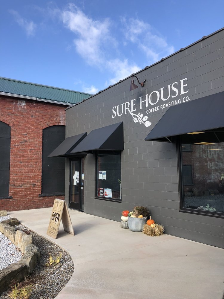 Sure House Coffee Roasting Co.: 229 West Market St, Orrville, OH
