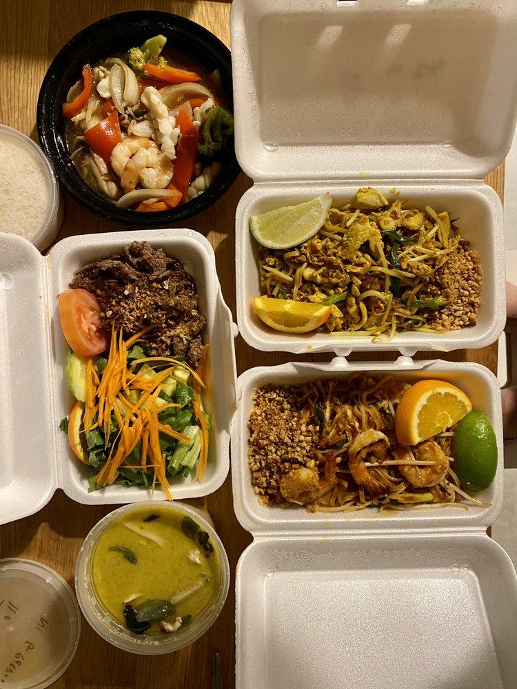 Coco Rice Thai Cuisine