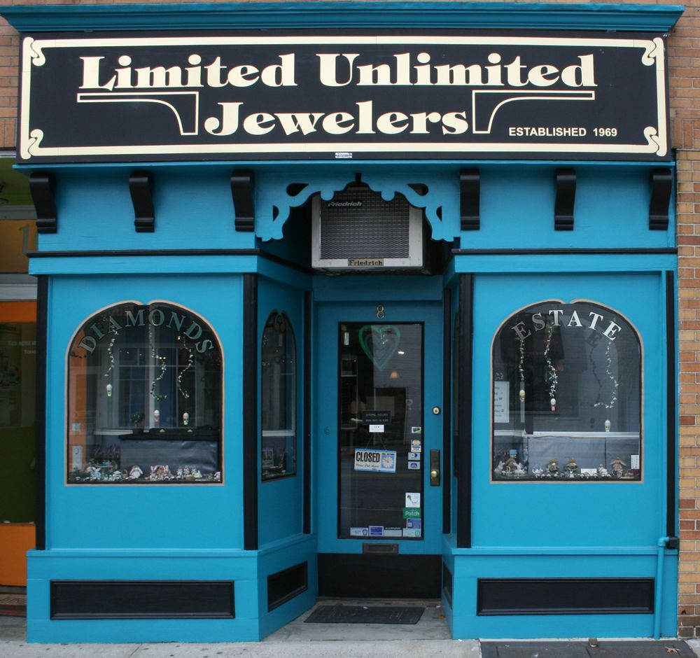 Limited Unlimited Jewelers: 8A S Moger Ave, Mount Kisco, NY