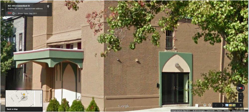 Masjid Al-Eiman Mosque | ICAWNY: 444 Connecticut St, Buffalo, NY