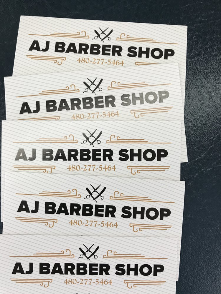 A J Barber Shop: 1000 W Apache Trl, Apache Junction, AZ