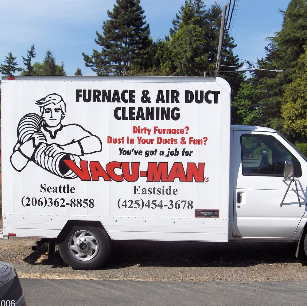 vacu man furnace air duct cleaning 23 reviews heating air conditioninghvac first hill seattle wa phone number yelp - Duct Cleaning Jobs