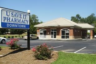 U Save-It Pharmacy-Downtown: 400 N Jefferson St, Albany, GA