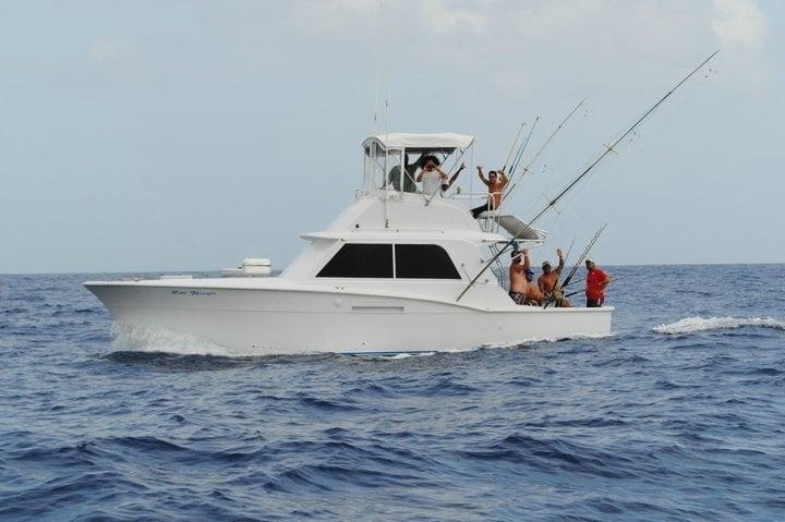 Bill Wraps Fishing Charters Puerto Rico: Sea Lovers Marina Slip#220, Fajardo, PR