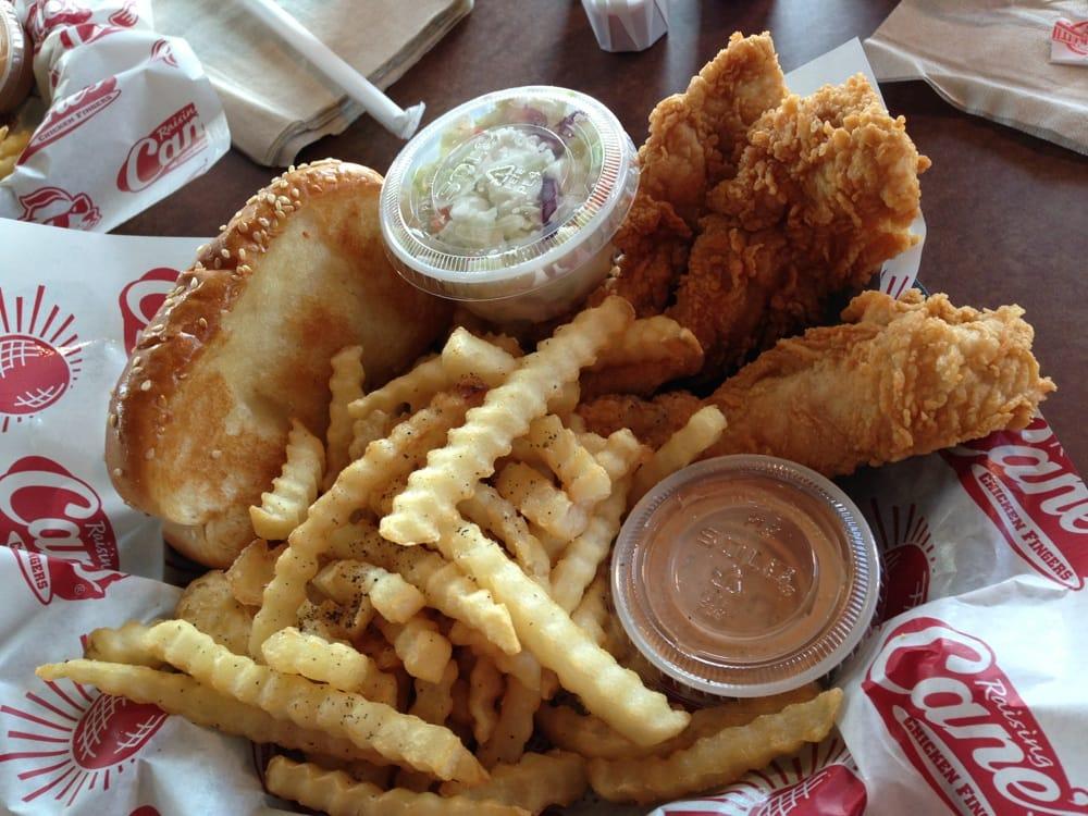 Fast Food Restaurants On S Cooper St