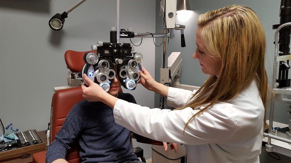 InFocus Eyecare: 320 Daniel Webster Hwy, Belmont, NH