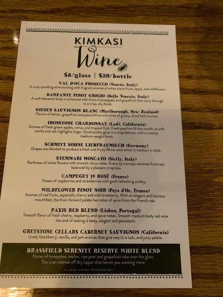 Kimkasi Pub: 441 Mill St, Fontana, WI