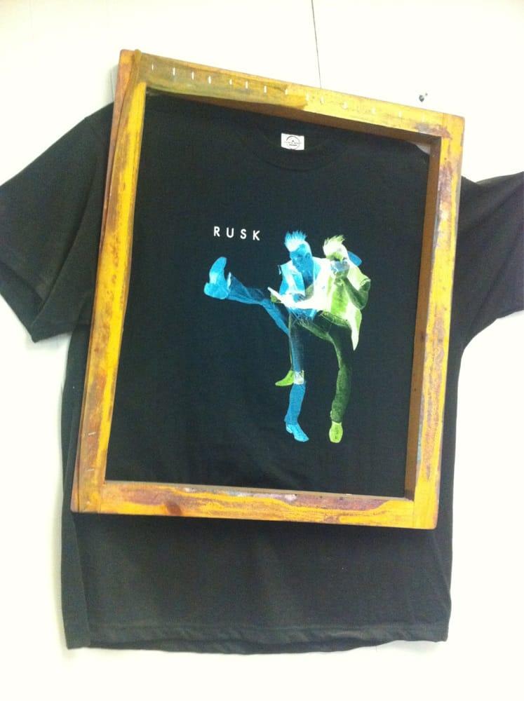 Drew Design Screen Printing T Shirt Printing 155