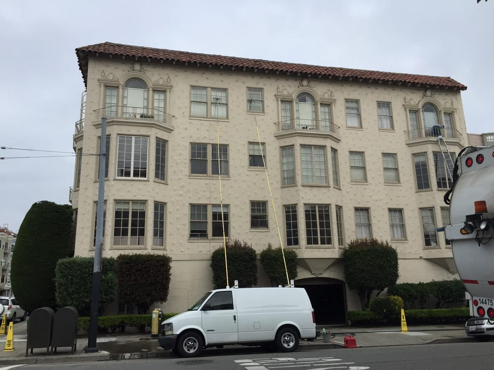 Crystal Clear Window Cleaning & Pressure Wash Services: 467 Capistrano Ave, San Francisco, CA