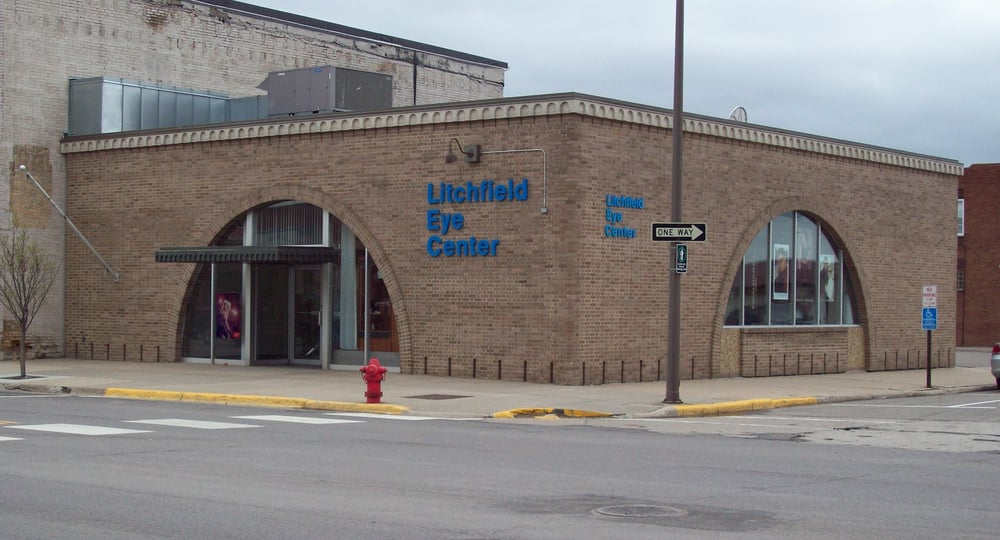 Litchfield Eye Center: 135 N Sibley Ave, Litchfield, MN