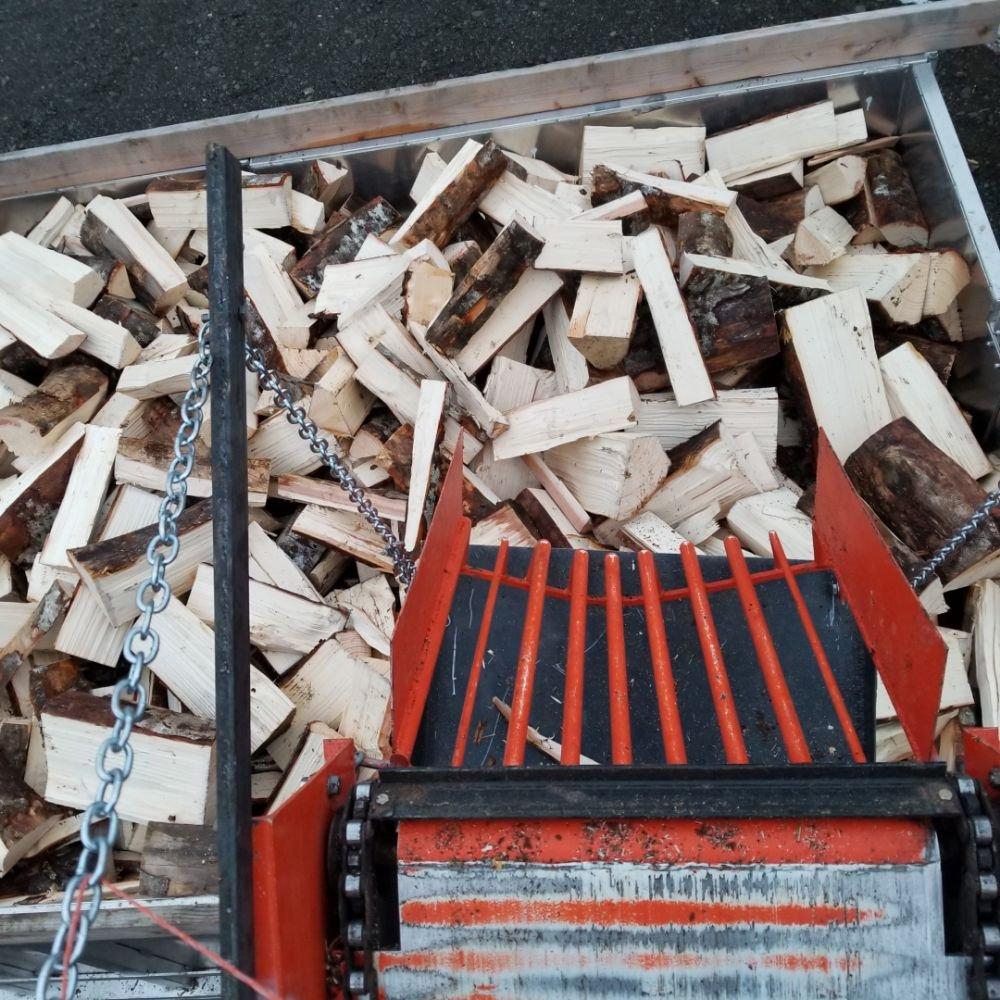 Harbor firewood: 100 Hensel Rd, Hoquiam, WA