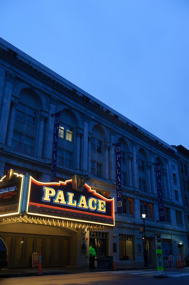 Social Spots from Palace Theater