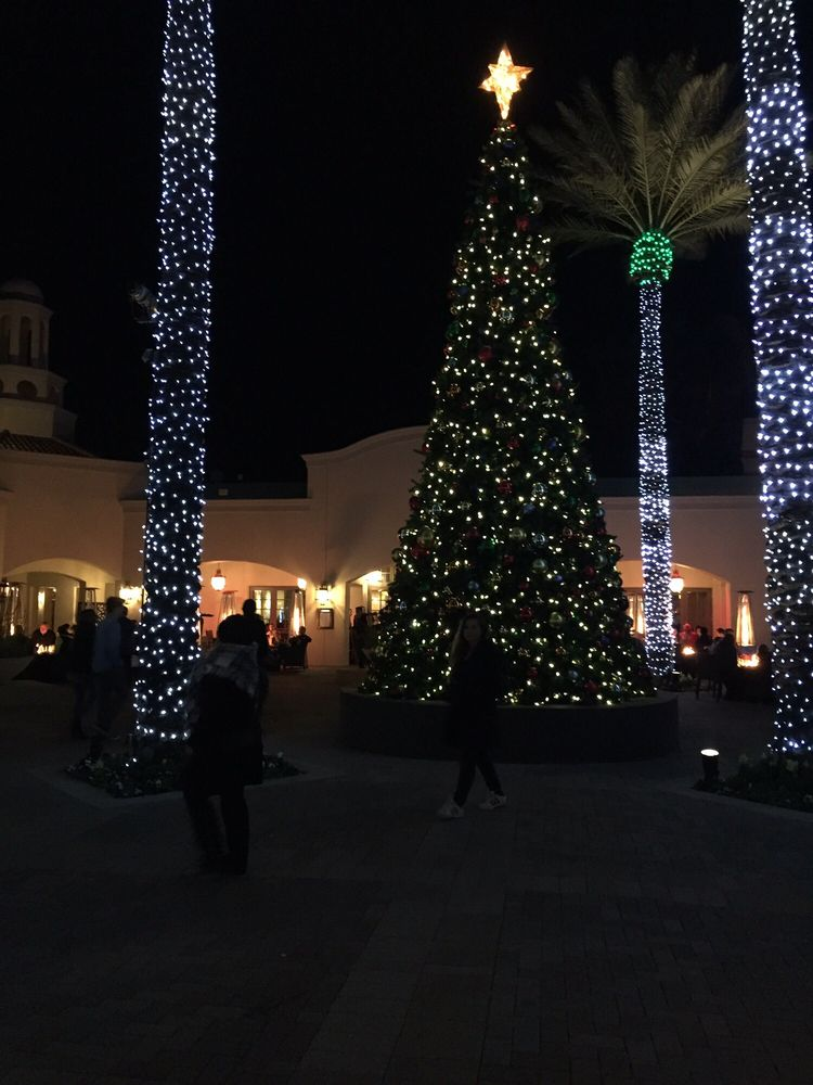 photo of fairmont scottsdale princess scottsdale az united states christmas at the