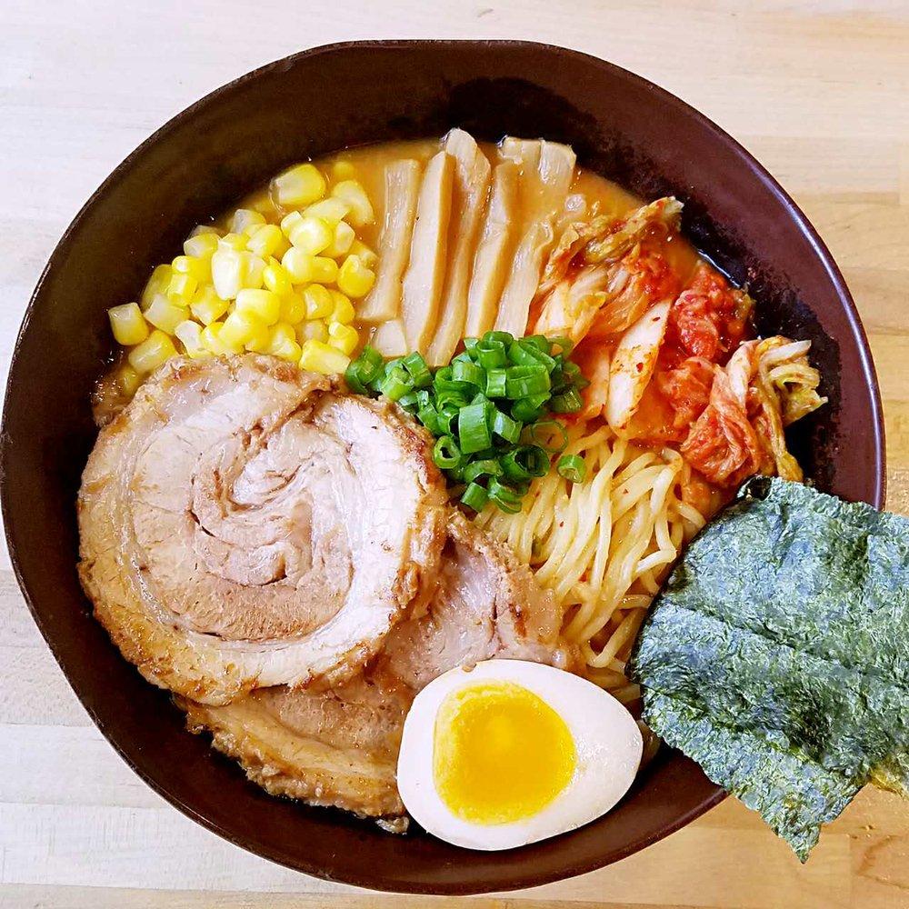 Food from KoKo Ramen Poke Bowl