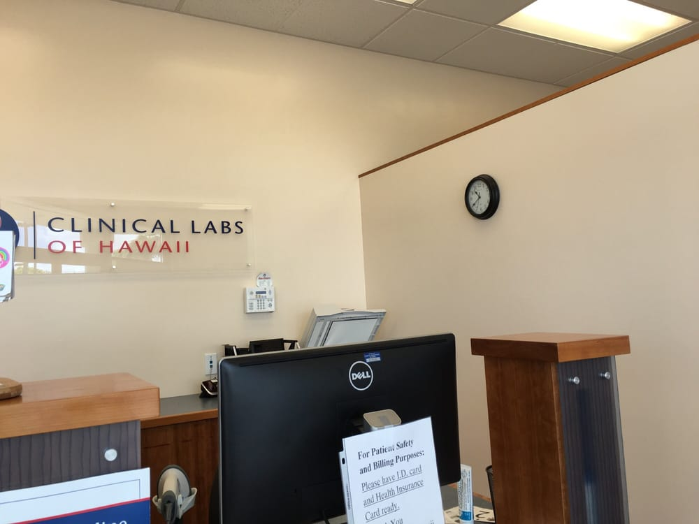 Clinical Labs of Hawaii: 91-1401 Fort Weaver Rd, Ewa Beach, HI