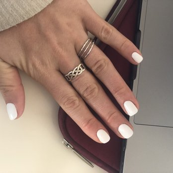 Photo of Nails on Cass St - Monterey, CA, United States. Gel manicure