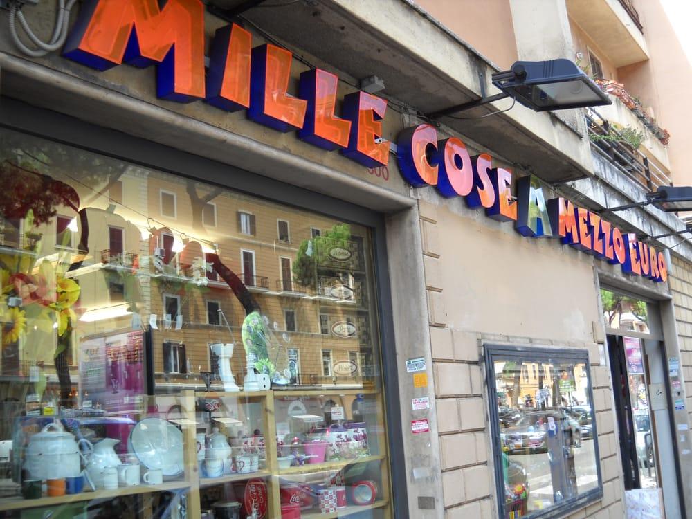 Mille Cose a Mezz'euro