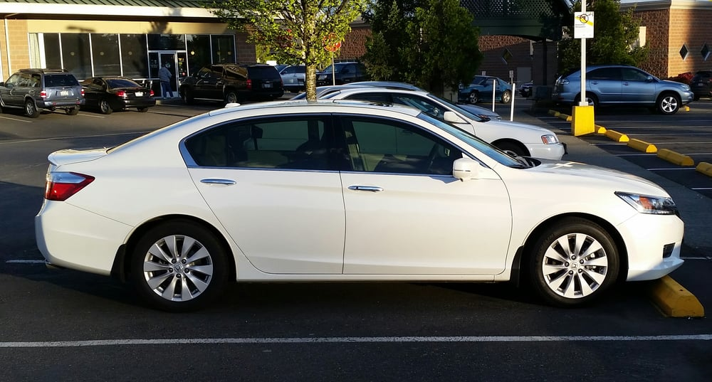 this is the car we bought and we love it 2014 ex l v6 yelp