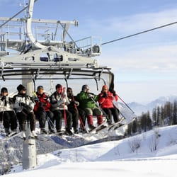 Skigebiet Winklmoosalm Steinplatte Ski Resorts Dürrnbachhornweg