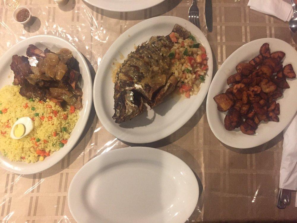 Bate Nabaya African & American Restaurant: 860 Melrose Ave, Bronx, NY