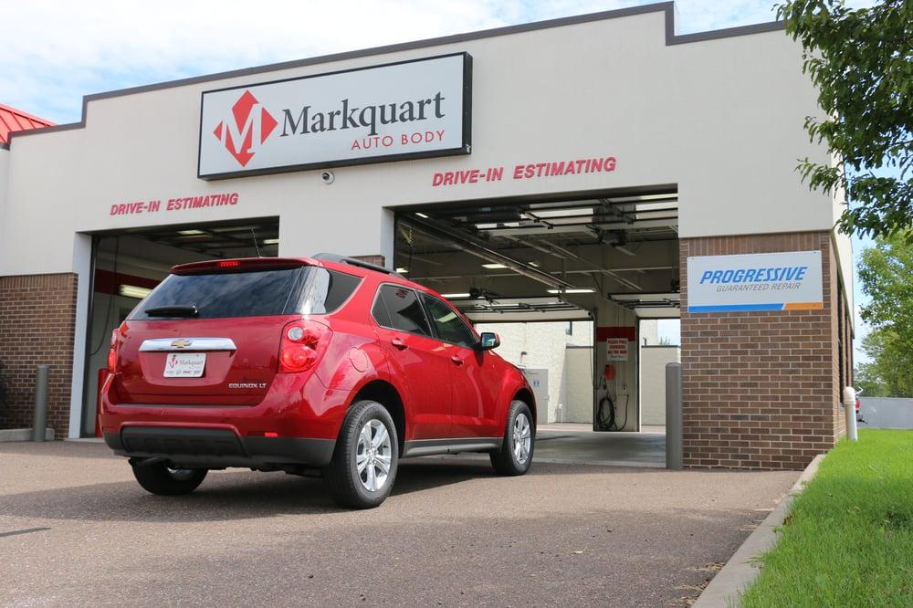 Markquart Auto Body: 2191 S Prairie View Rd, Chippewa falls, WI