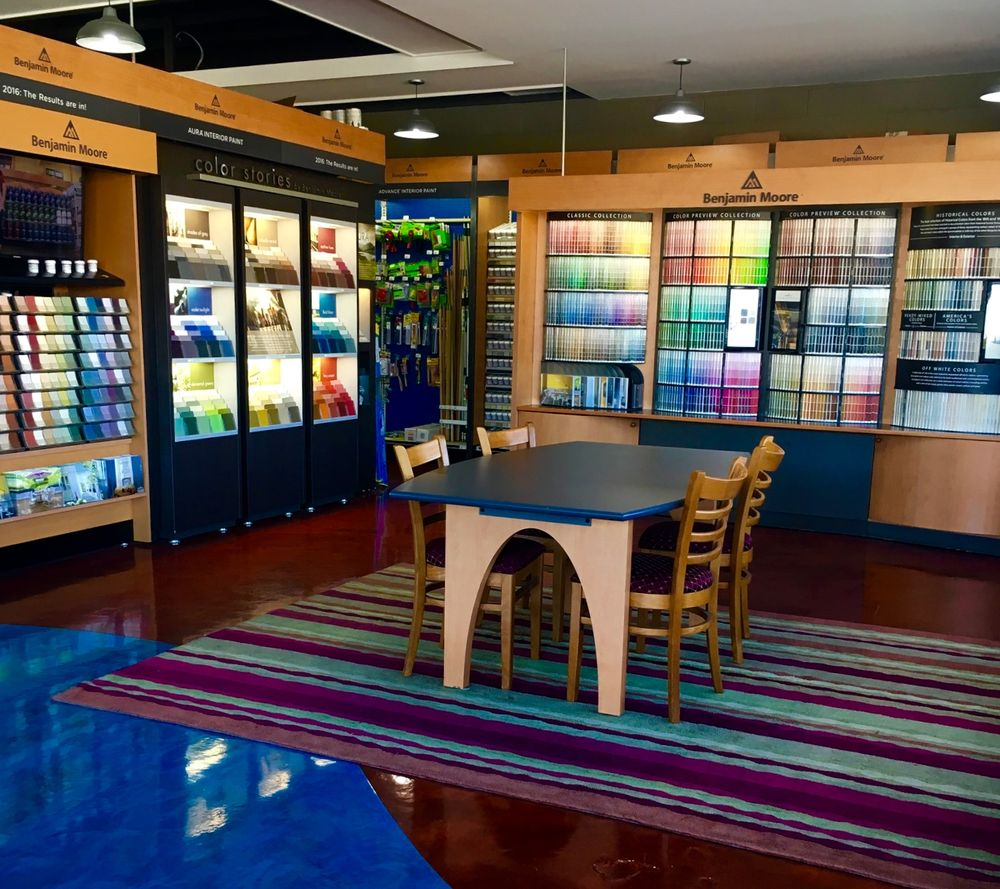 Gray's Paint Stores: 601 Ralston Ave, Belmont, CA