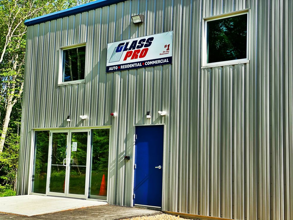 Glass Pro: 84 Exeter Rd, Epping, NH