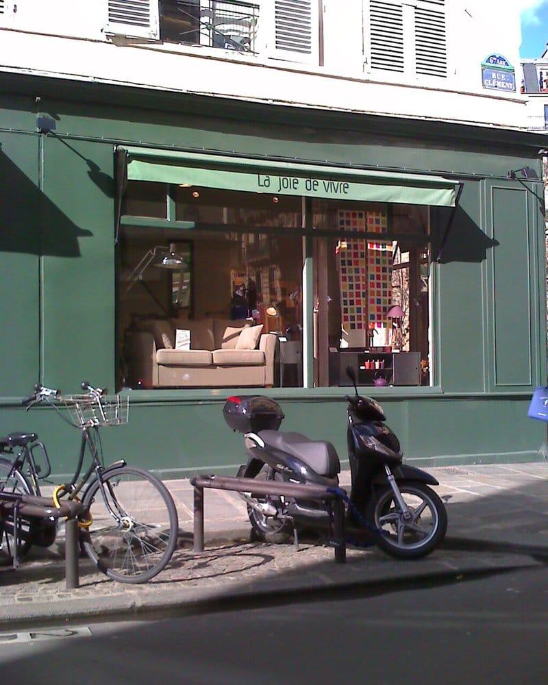 La Joie De Vivre Furniture Shops 72 Rue Seine Saint Germain Des Pr S Paris France Phone
