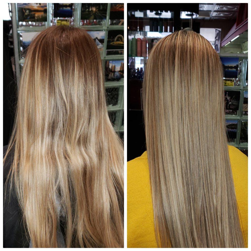 Michael's Hair Designers: 22 W Side Sq, Macomb, IL