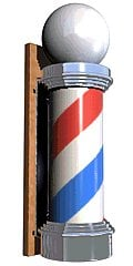 Russell's Barber Shop: 4371 Park Ten Dr, Diamondhead, MS