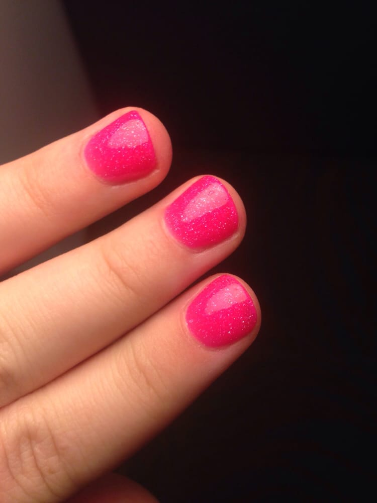 First time getting nexgen nails - Yelp