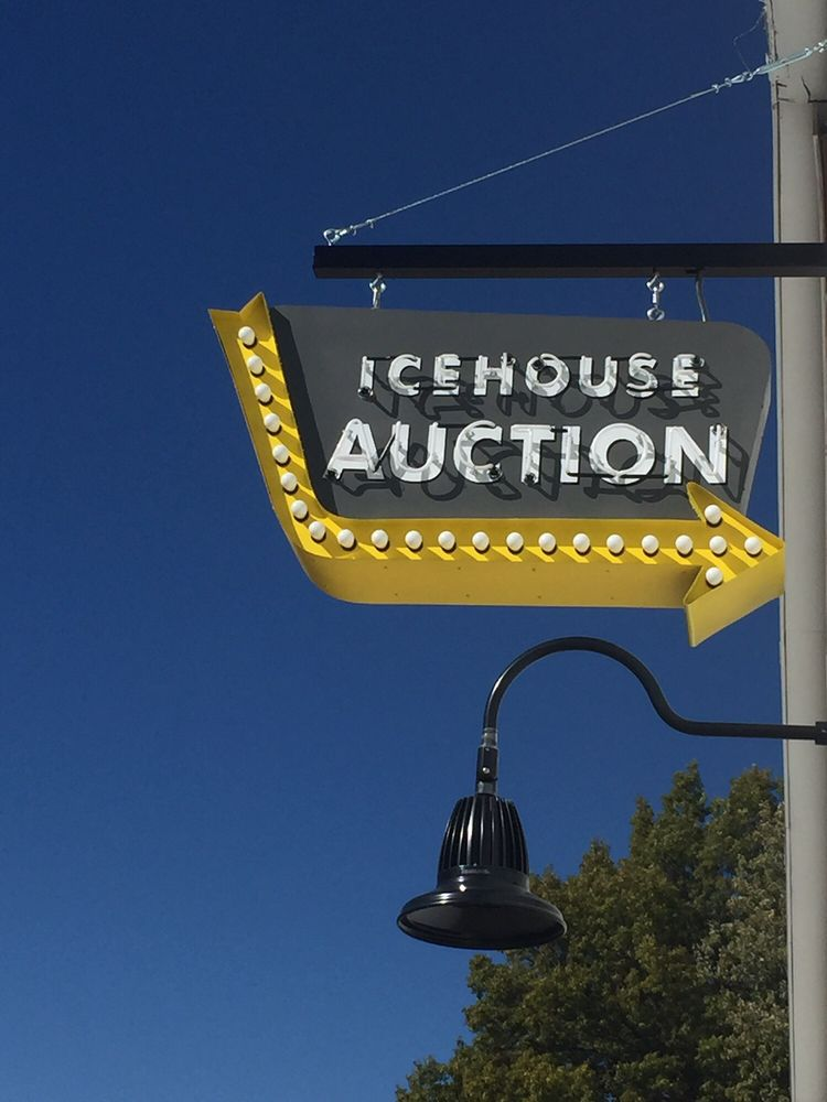 Icehouse Auction